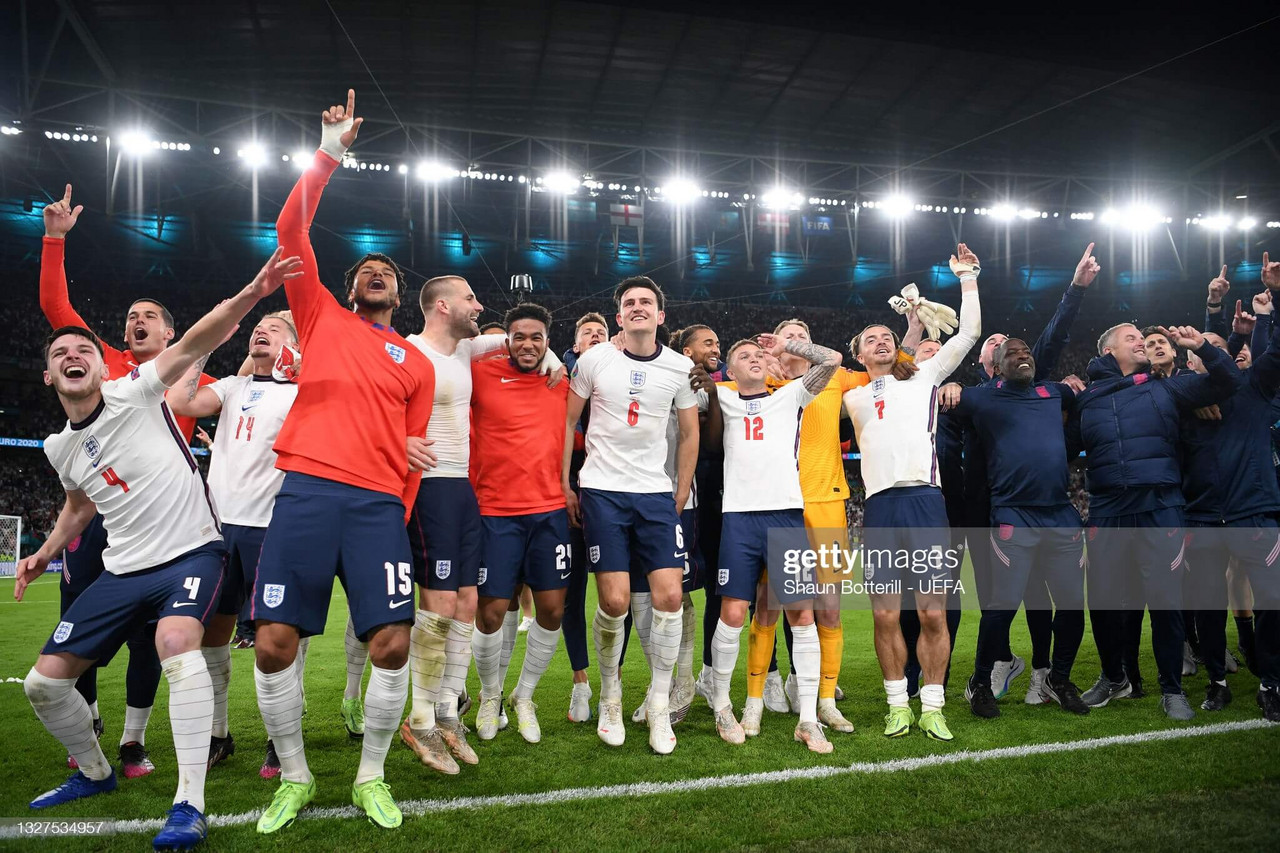 EURO 2020: Wembley experiences the night of nights