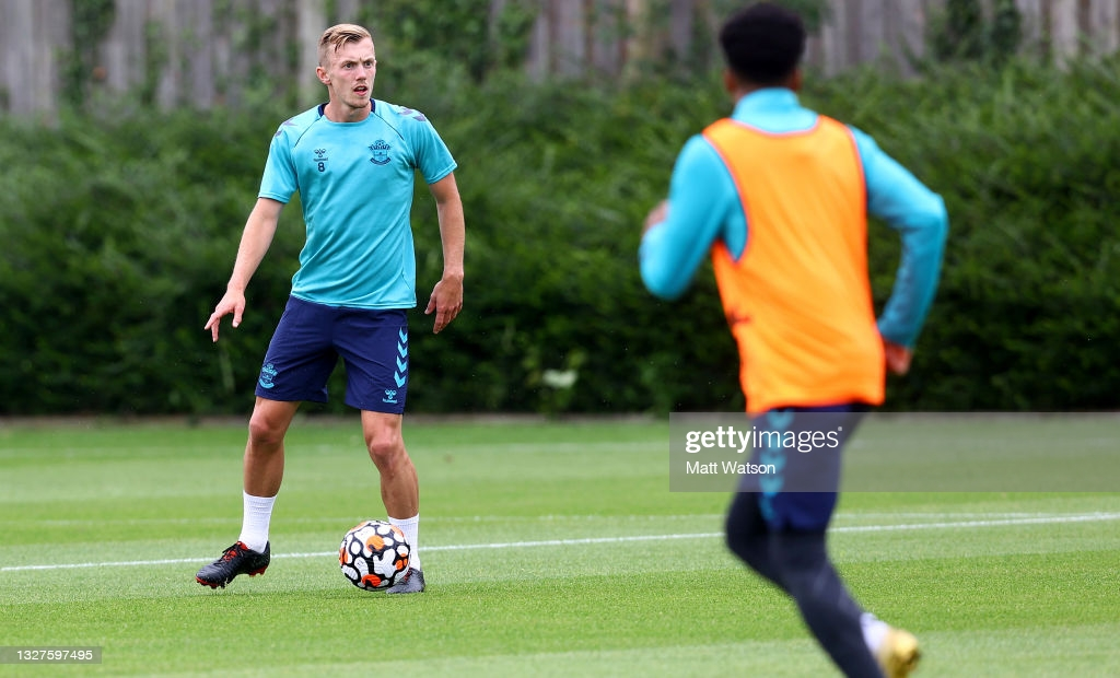 Ward-Prowse in contention for Saints start
