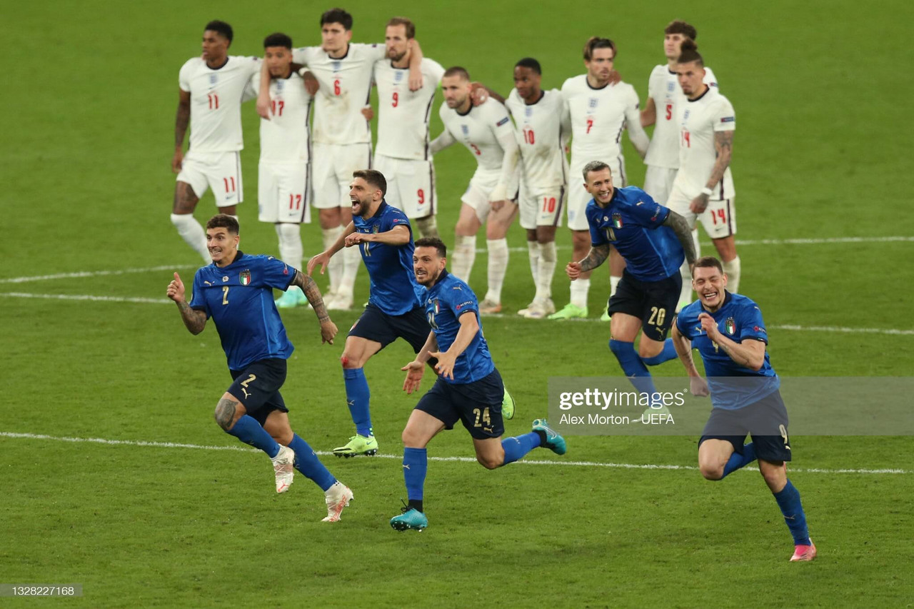 EURO 2020: Penalty agony again for England but progress is clear