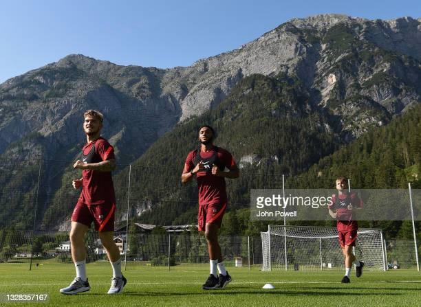 Liverpool 1-1 Wacker Innsbruck: As It Happened