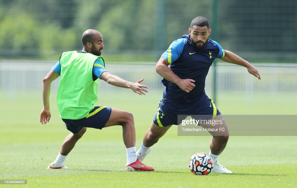 Carter-Vickers days in North London are numbered