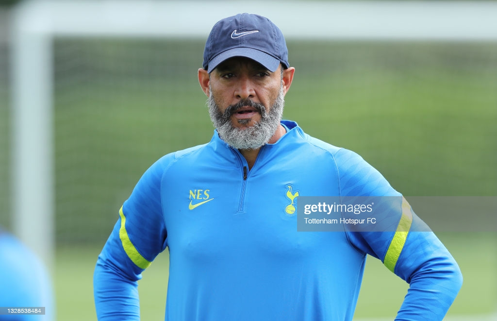 Nuno Espírito Santo opens up about Harry Kane's situation at Spurs