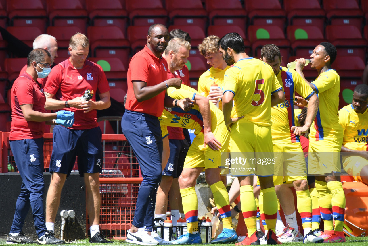 Patrick Vieira's reign is a step into the unknown for Crystal Palace - but the feel-good factor is ringing around Selhurst Park