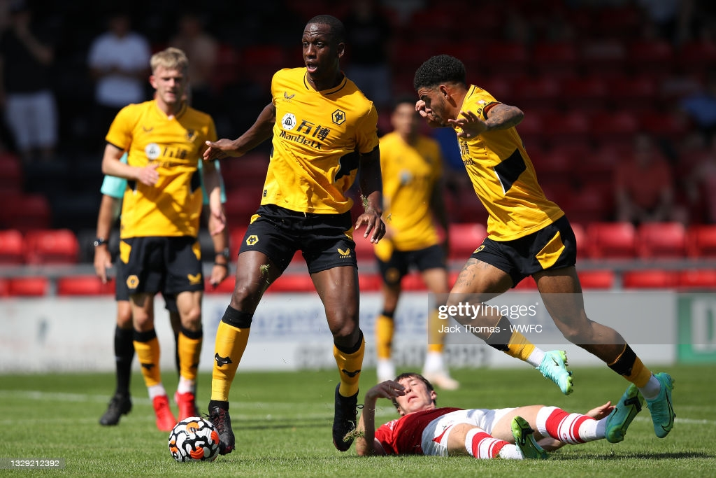 Crewe Alexandra 1-0 Wolverhampton Wanderers: Positives for Bruno Lage despite pre season loss.