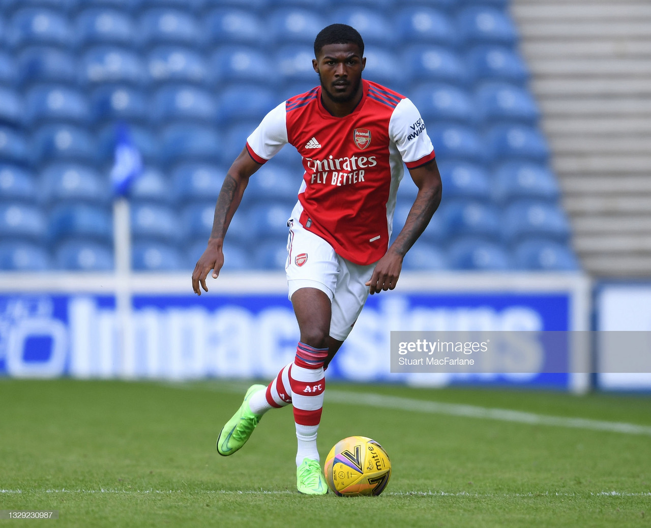Where would Ainsley Maitland-Niles fit at Burnley?