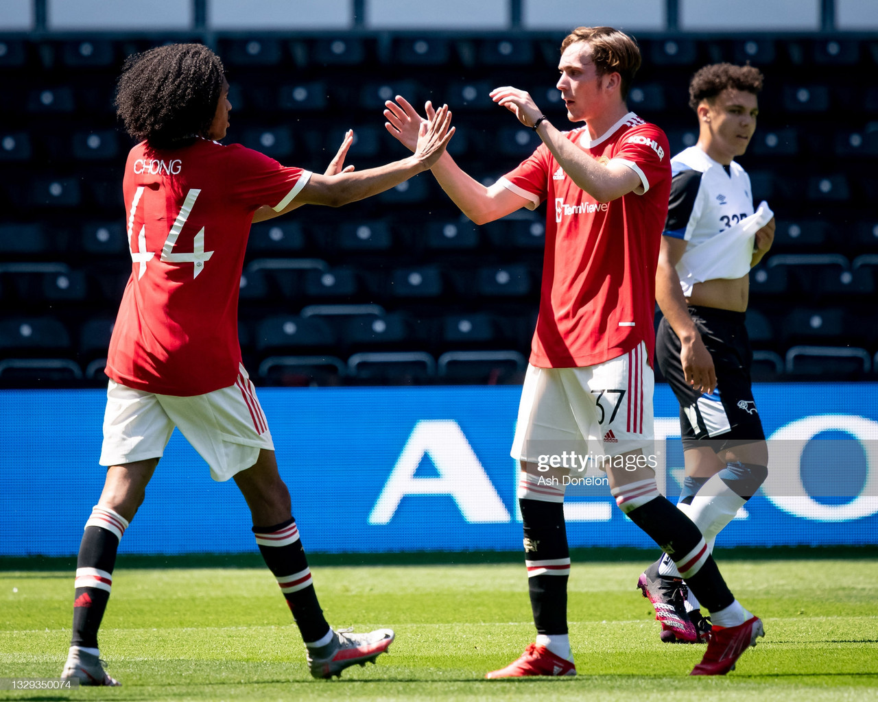 What does the future hold for Manchester United youngster James Garner?