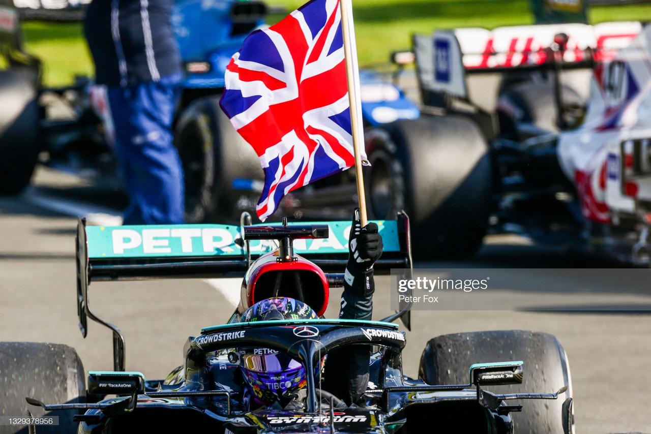 2021 British GP Report - Hamilton brings it home on penalties.