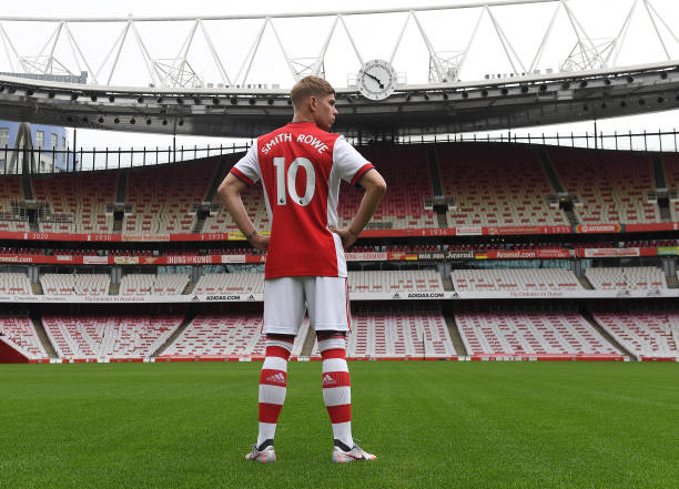 Emile Smith-Rowe signs new five year deal