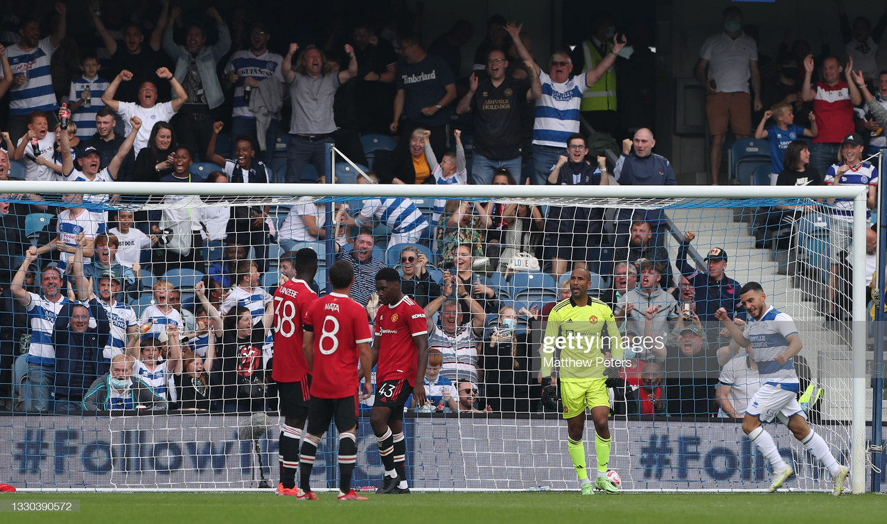 Queens Park Rangers 4-2 Manchester United: United youngsters hammered in fine second-half display by QPR