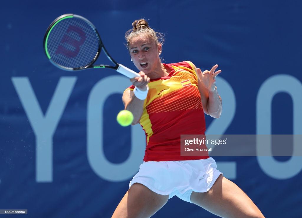Tokyo 2020: Women's tennis Day 2 wrapup