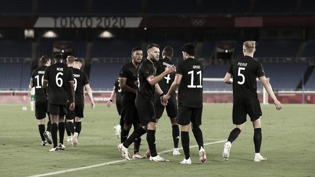 Gols e melhores momentos de Alemanha 1 x 1 Costa do Marfim pelos Jogo Olímpicos de Tóquio