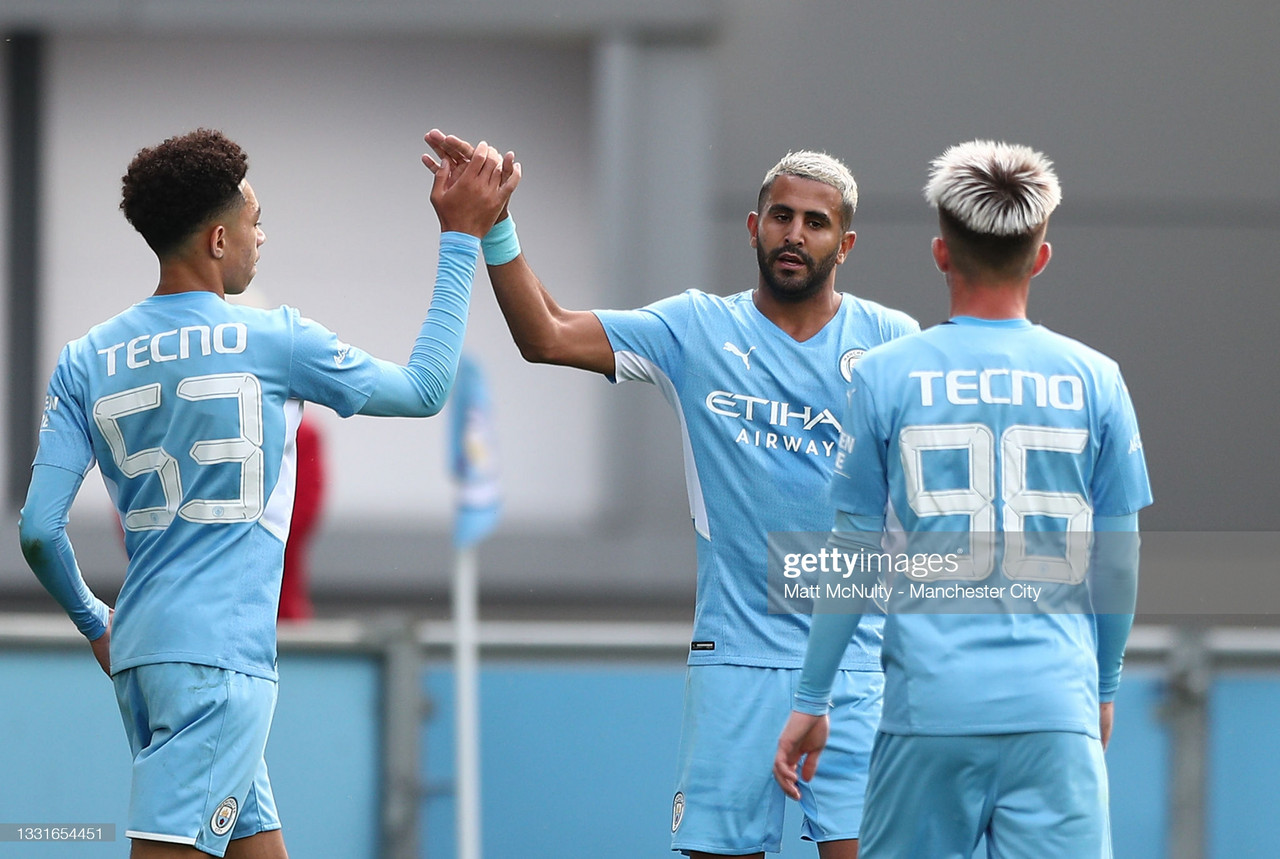 Manchester City 4-0 Barnsley: Effortless evening for City as youngsters shine