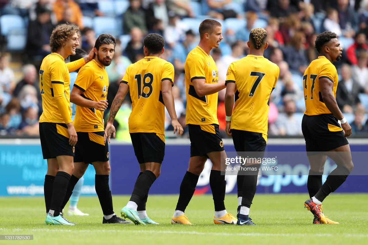 As it happened: Coventry 1-2 Wolves