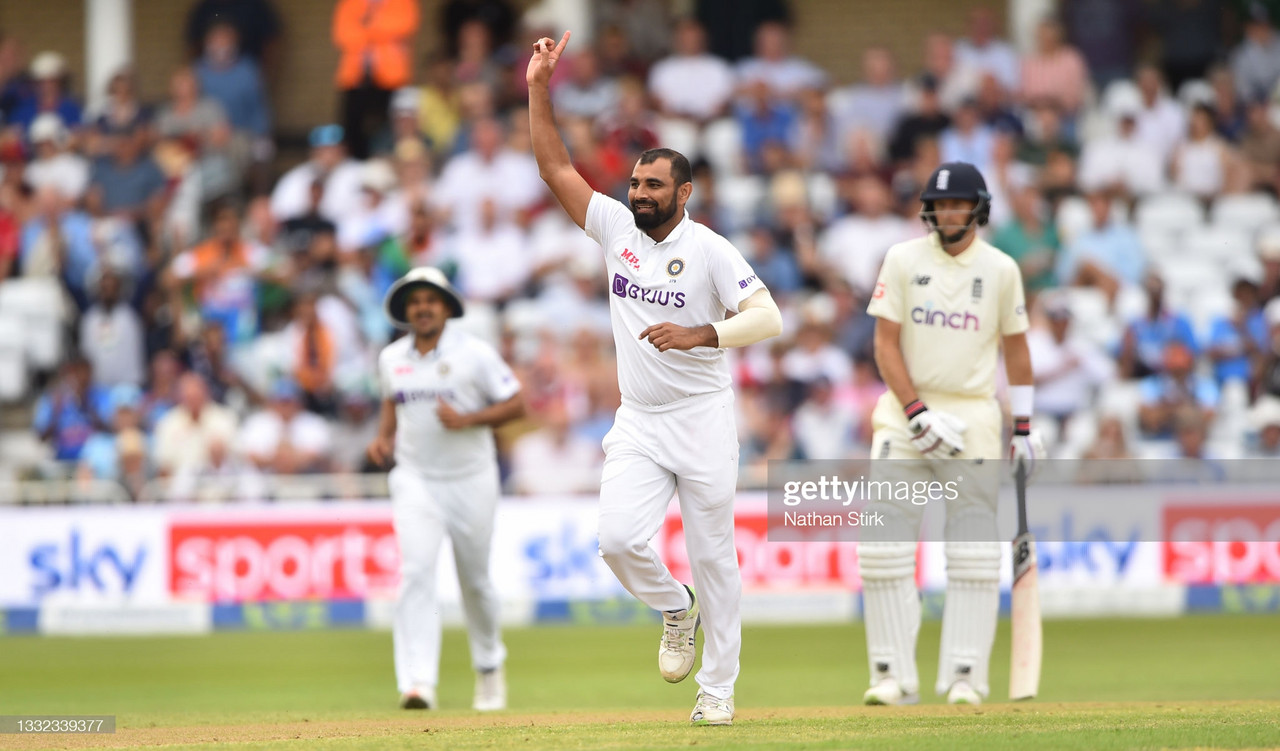 England vs India: First Test Day One - Indian bowlers dominate as English batting crumbles again