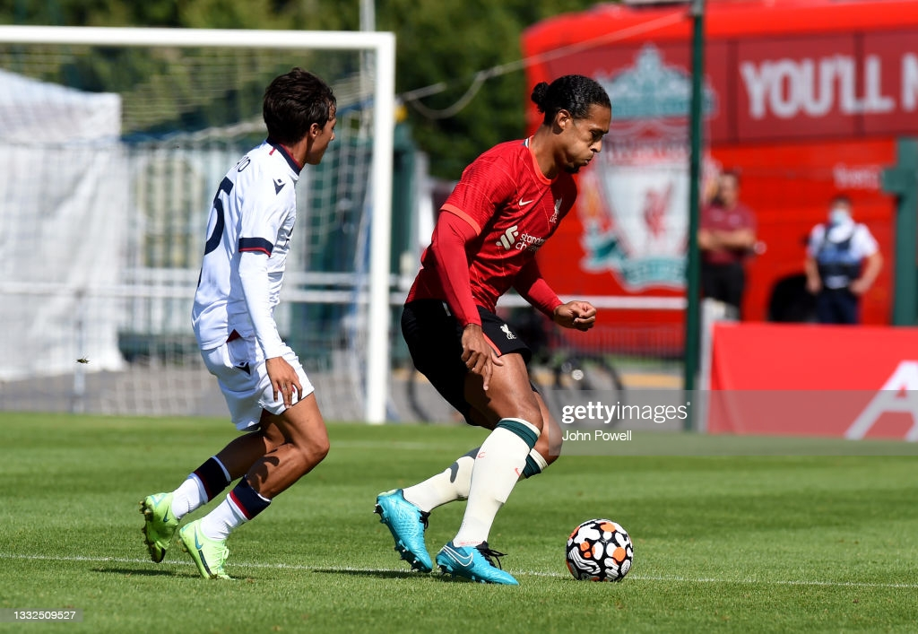Liverpool 2-0 Bologna: Reds impress in opening 60-minute friendly