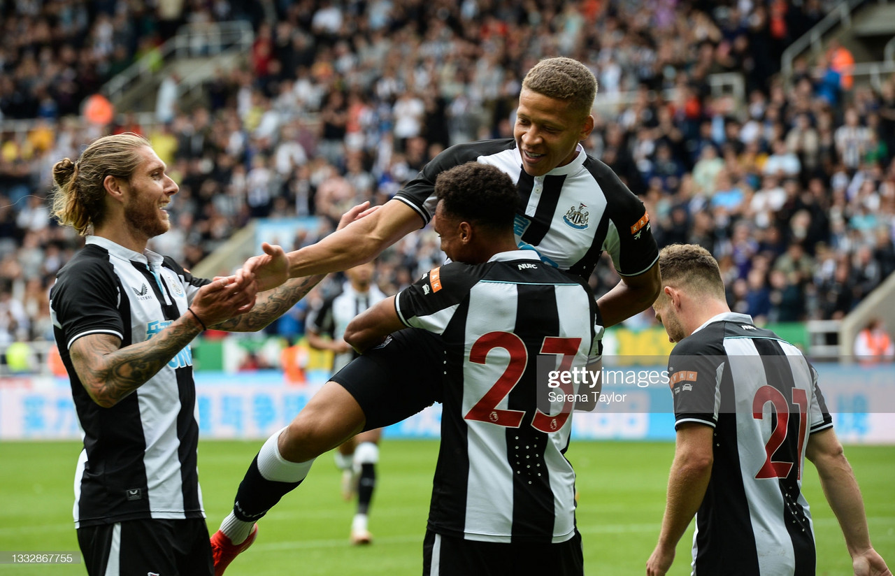 Newcastle United 3-0 Norwich City: Magpies breeze past Canaries in final pre-season game