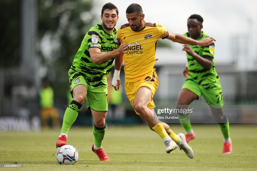 Forest Green Rovers 2-1 Sutton United: Heartbreak for Yellow Army on Football League debut