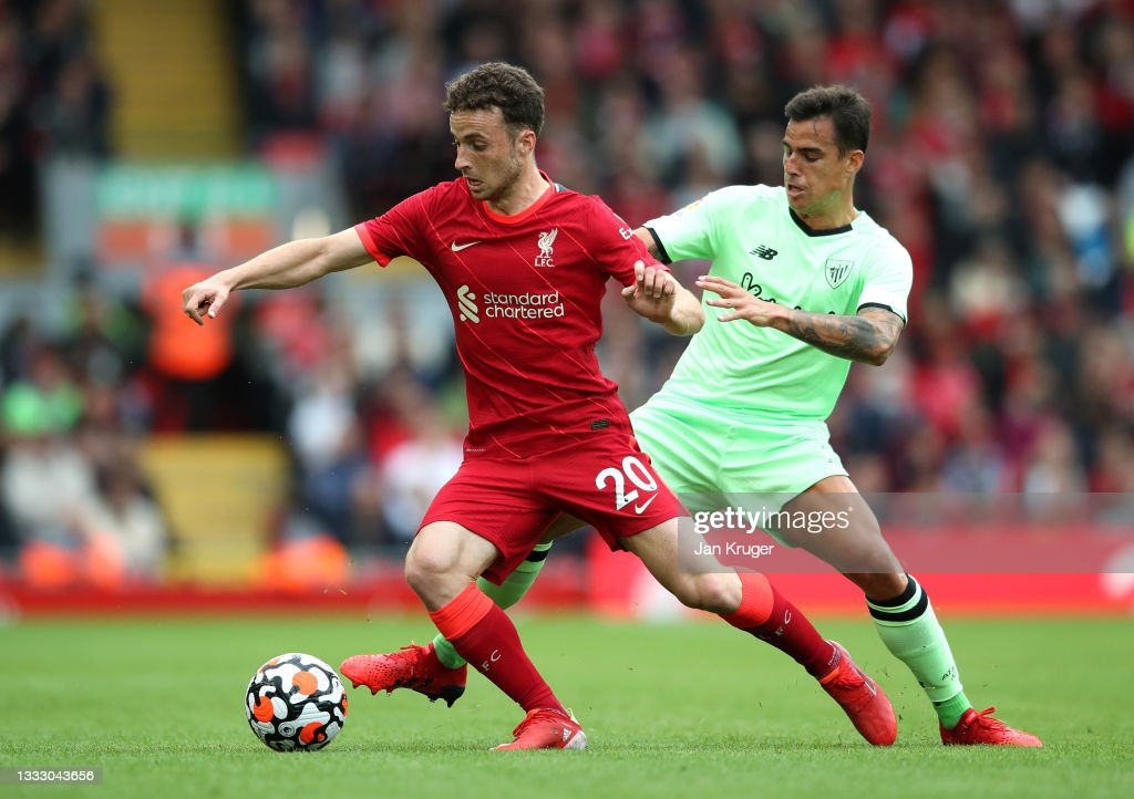 Liverpool 1-1 Athletic Bilbao: Spoils shared on return to Anfield