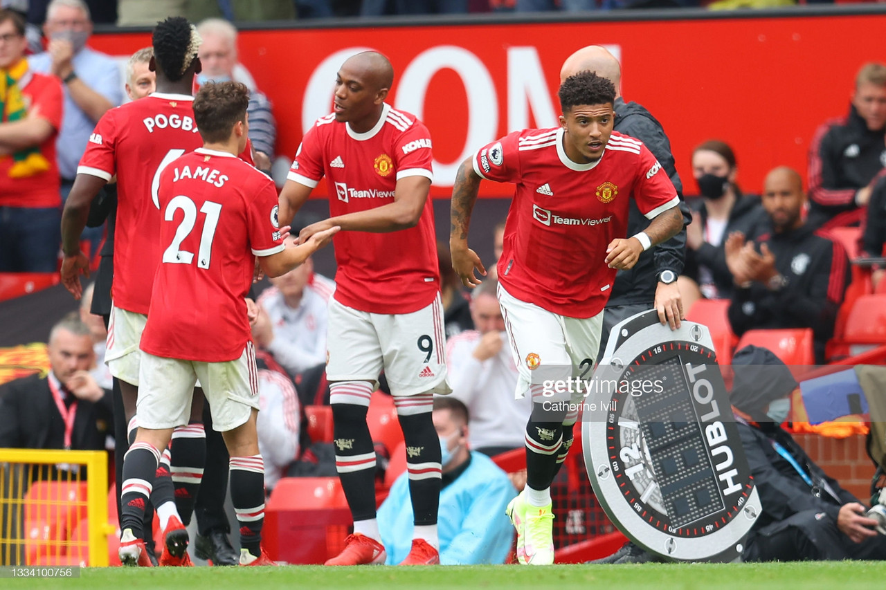Southampton vs Manchester United: Predicted line-up