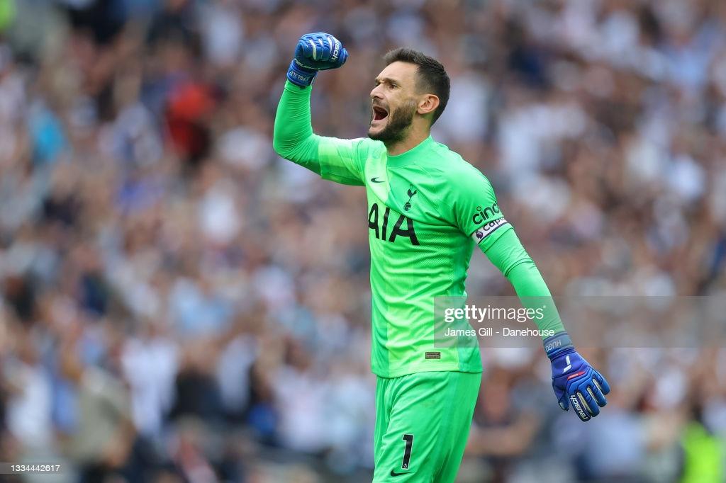 Hugo Lloris equals Spurs record