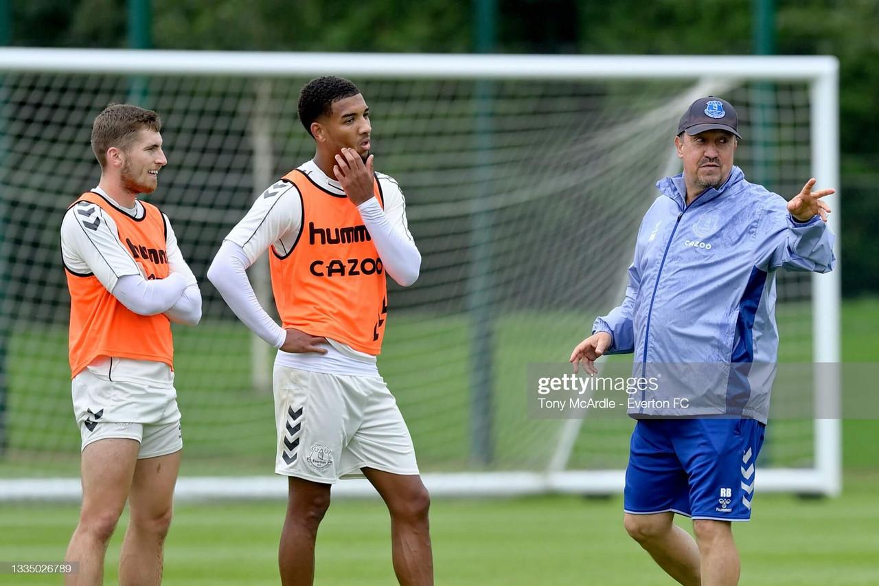 Mason Holgate is relishing the scrupulous management of Benitez