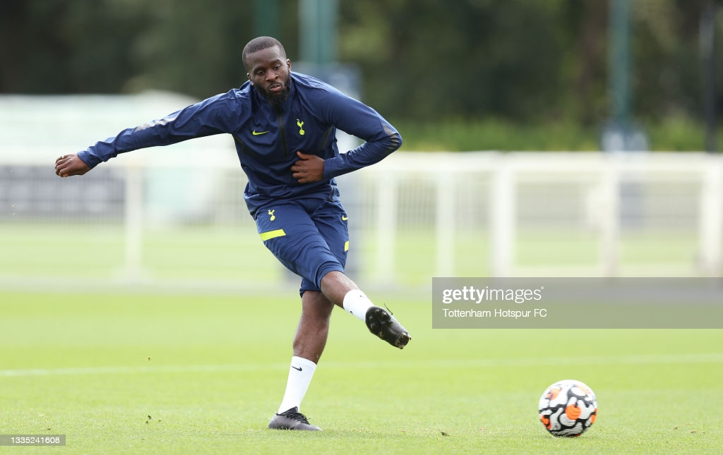 Spurs trying to sell Tanguy Ndombele this month