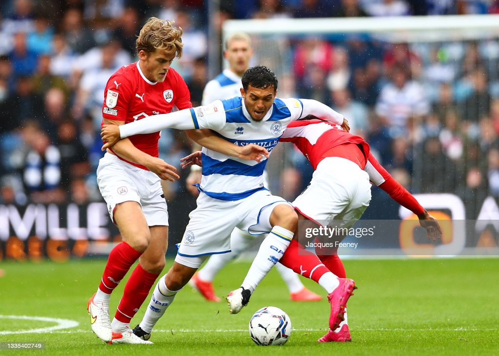 Queens Park Rangers 2-2 Barnsley: Austin goal completes comeback as Hoops salvage point against Tykes