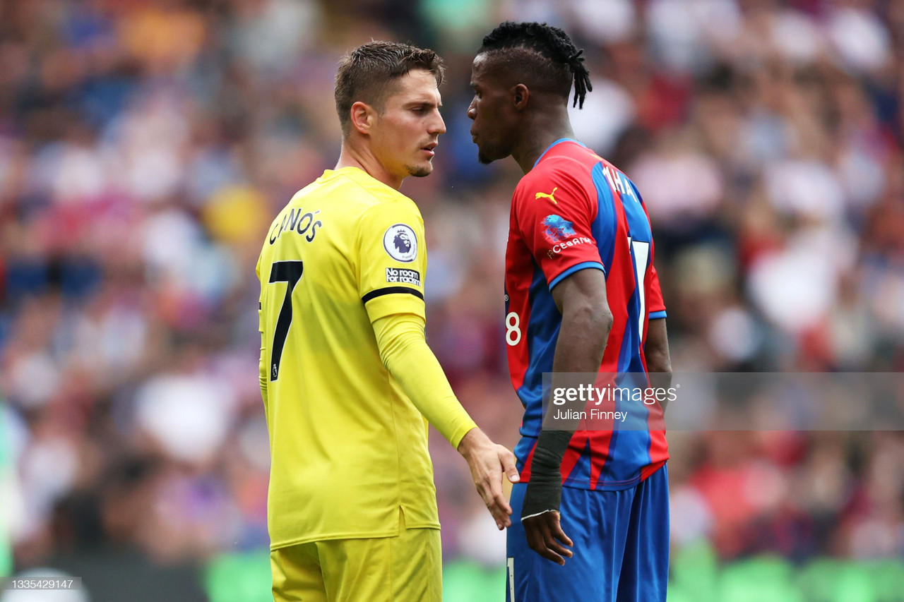 As it happened: Crystal Palace 0-0 Brentford