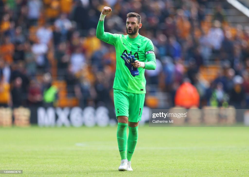 Hugo Lloris breaks Tottenham record