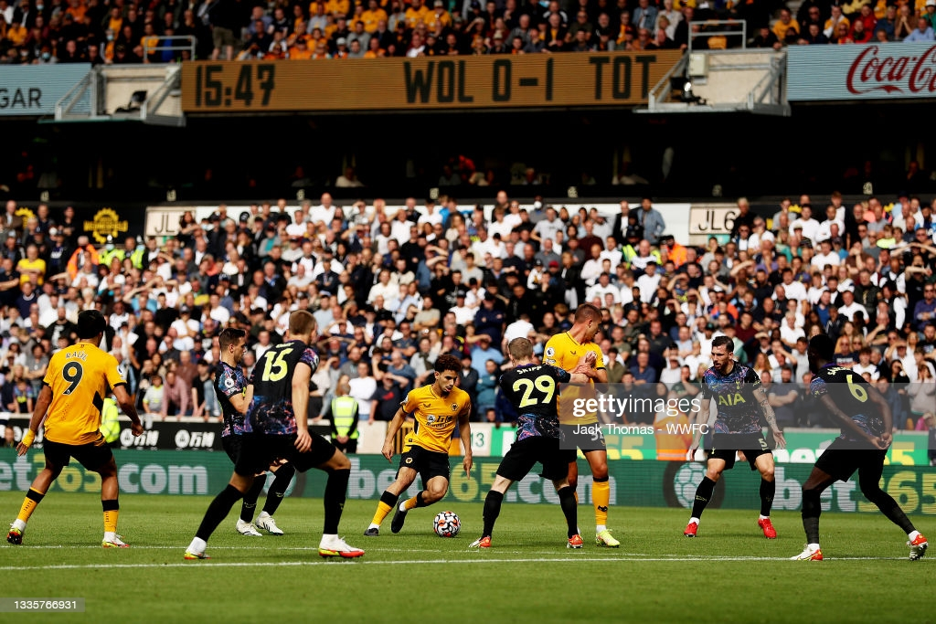 Nuno's men to visit Molineux in Carabao Cup third round