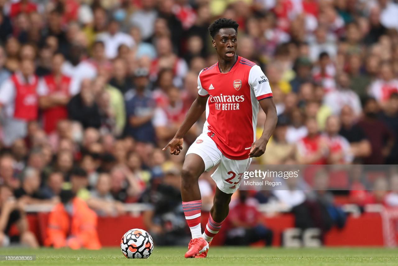 Player analysis: Albert Sambi Lokonga
