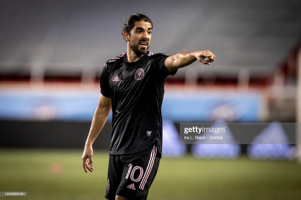 Rodolfo Pizarro named MLS All-Star