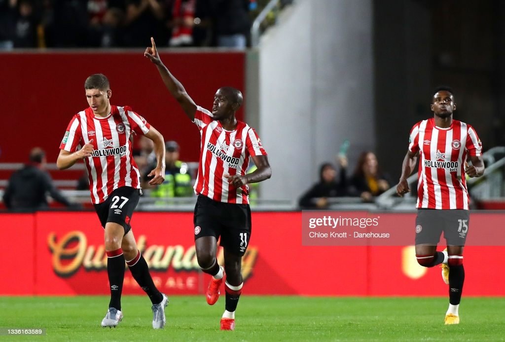 Brentford 3-1 Forest Green Rovers: Bees overcome slow start to progress