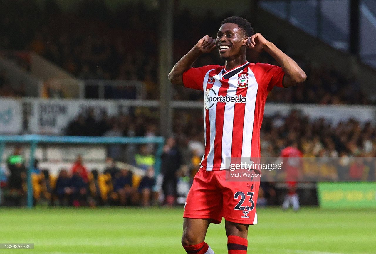 Southampton players that need to start against Sheffield United