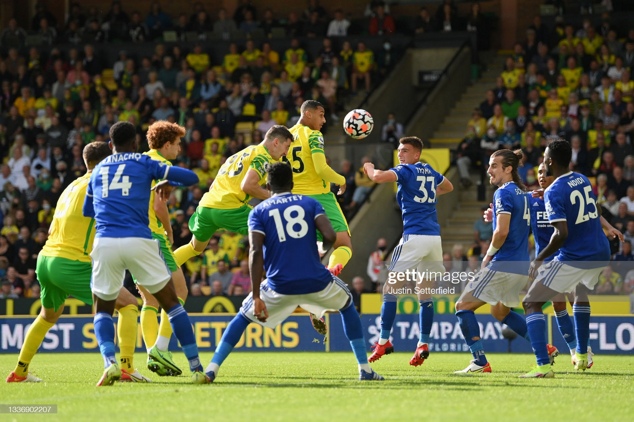 The Warm Down: VAR heartbreak as the Canaries make costly errors in Foxes return