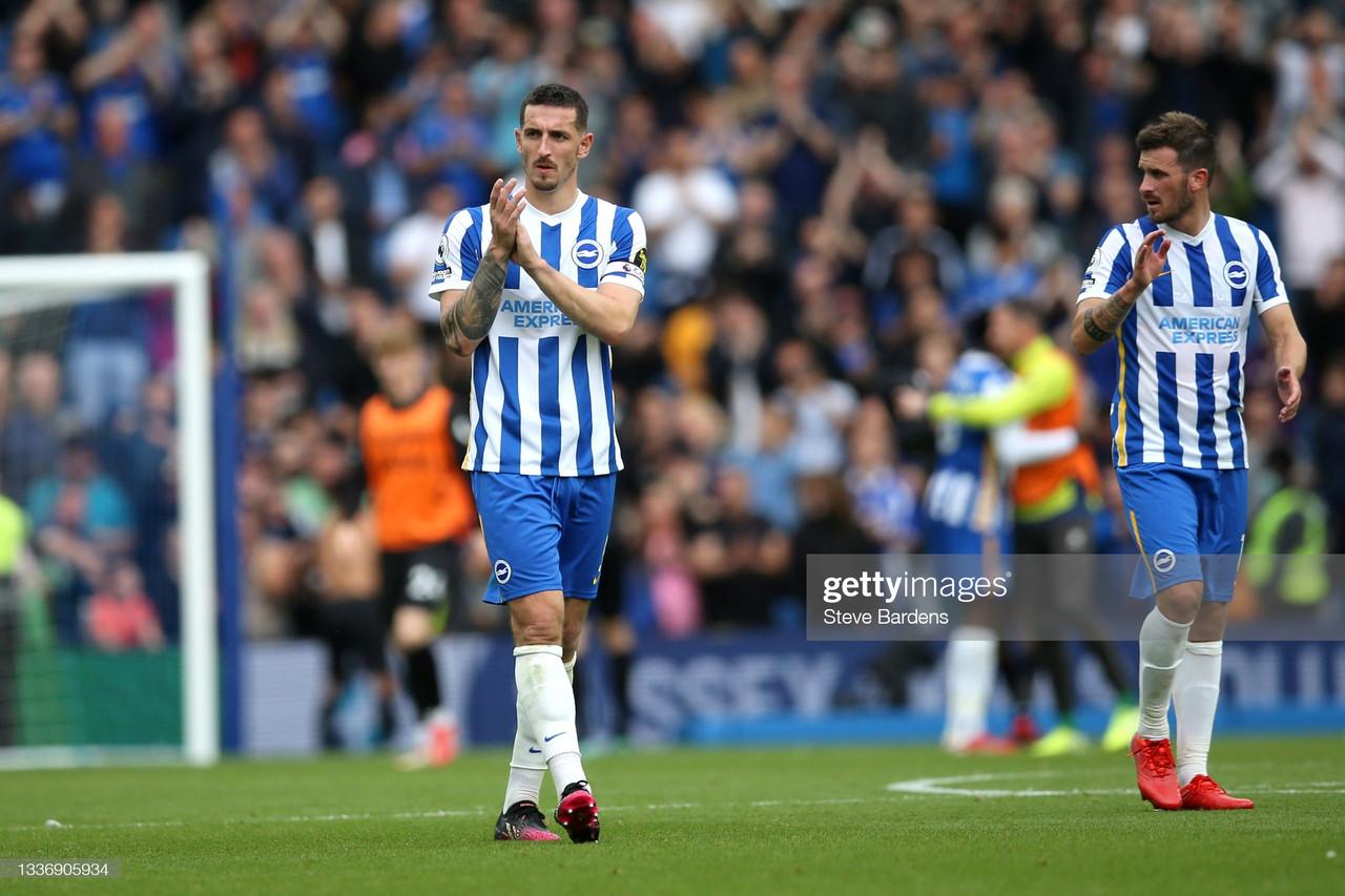 Analysis: Brighton falter against formidable Everton