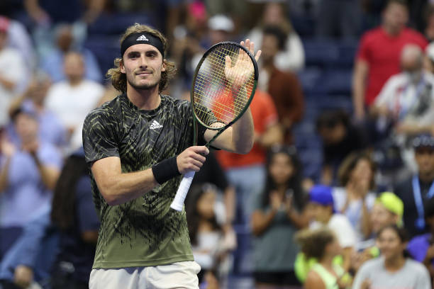US Open: Stefanos Tsitsipas outlasts Andy Murray in instant classic