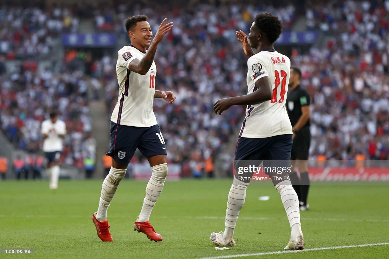 England 4-0 Andorra: Experimental England make light work of Andorra