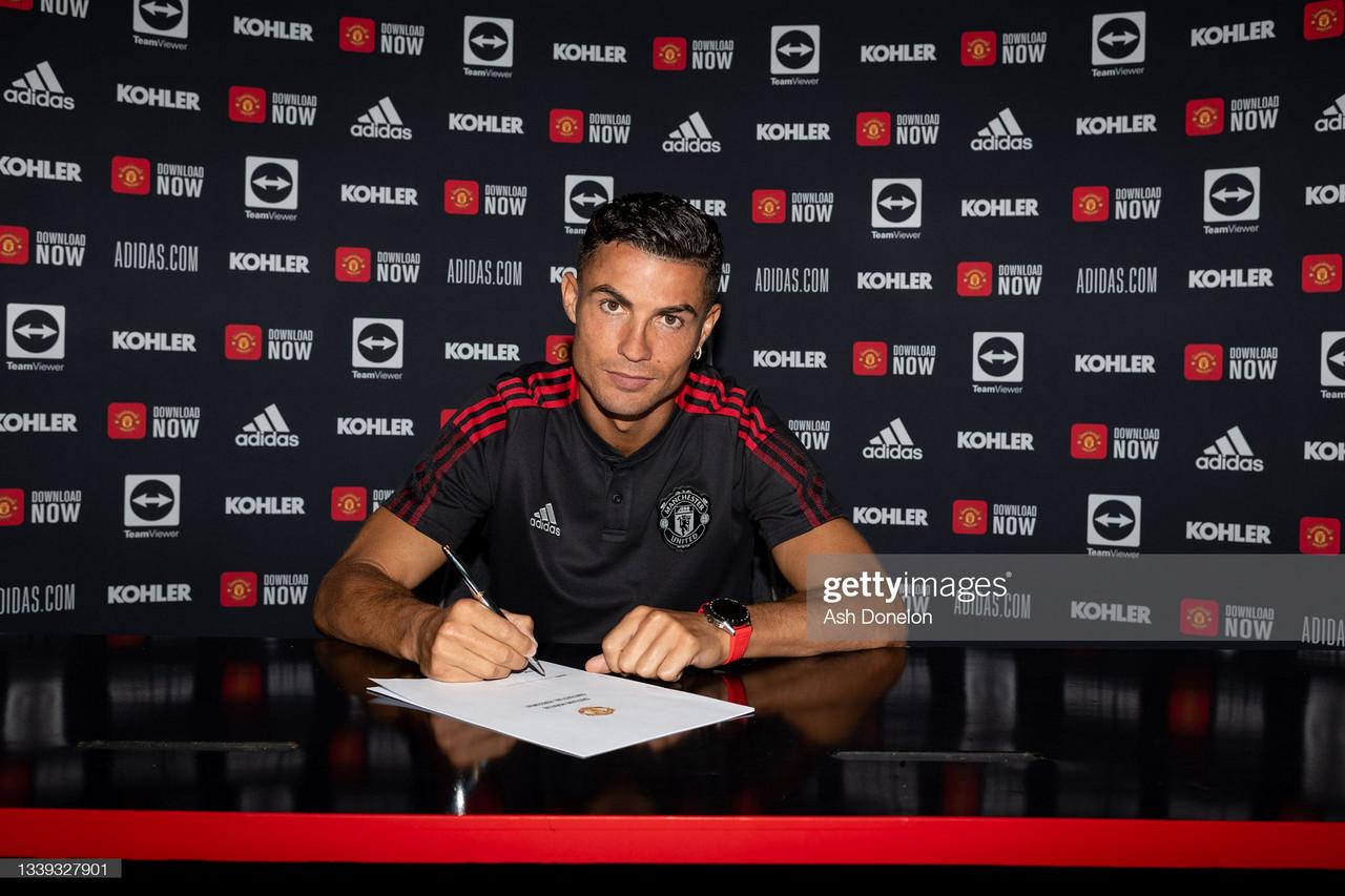 Cristiano Ronaldo shuts down doubters in Manchester United interview