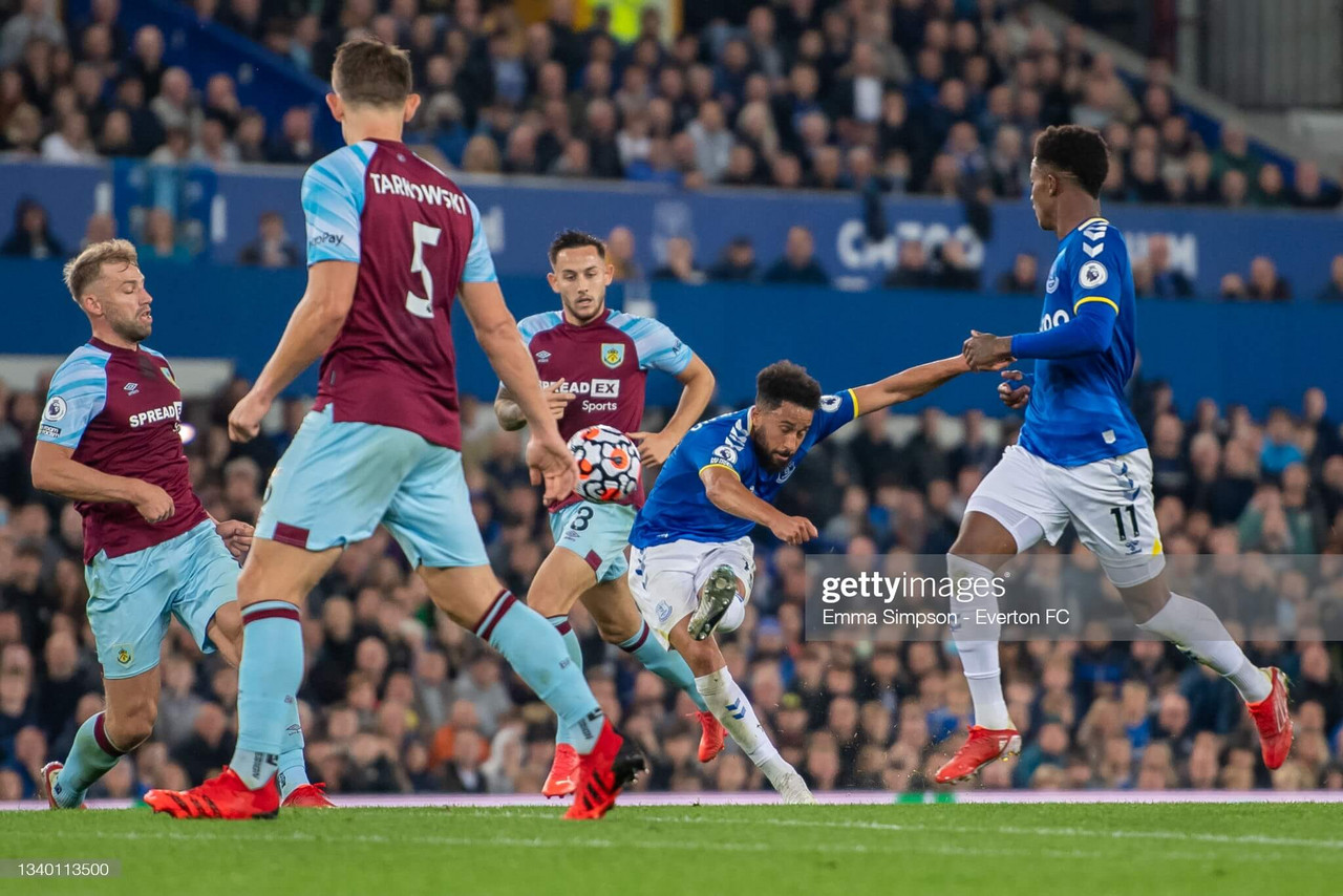 Everton 3-1 Burnley: Townsend introduces himself to Goodison faithful with stunning goal