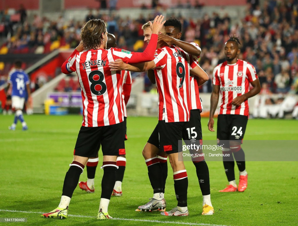 Brentford 7-0 Oldham Athletic: Forss hits for four as Bees blow away Latics