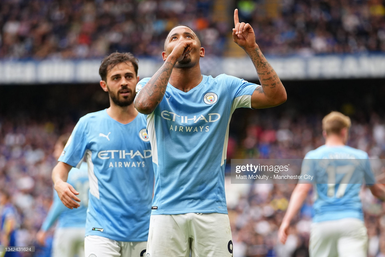 As it happened: Chelsea 0-1 Manchester City in the Premier League