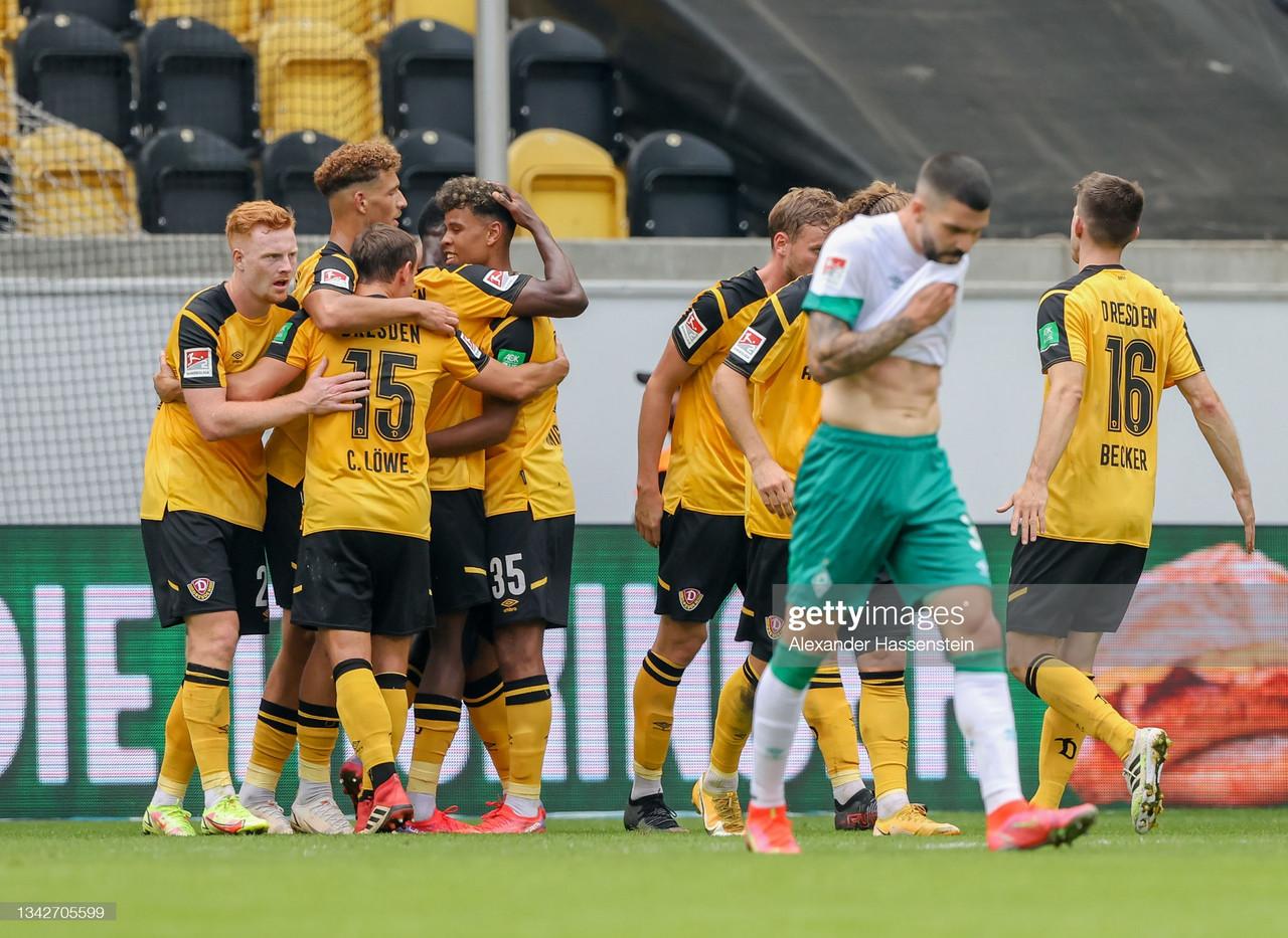 Dynamo Dresden 3-0 Werder Bremen: A Die Werderaner disasterclass
