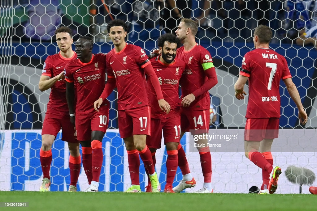 The Warmdown: Reds dominant in Champions League win