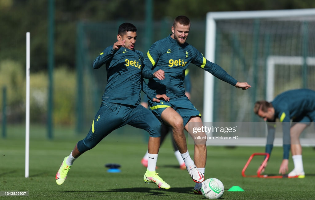 Eric Dier speaks highly of Spurs summer signing Cristian Romero