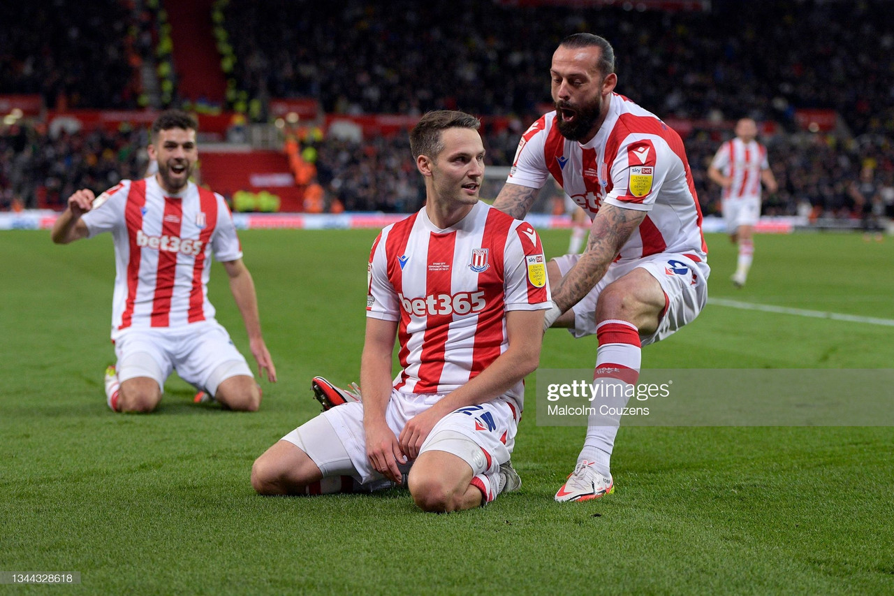 As it happened: Stoke City 1-0 West Bromwich Albion in the Championship