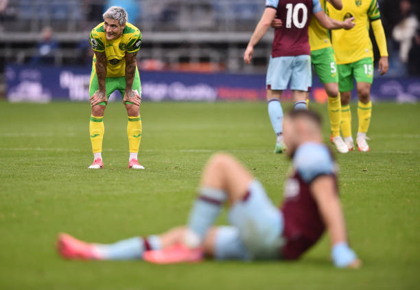 Burnley 0 - 0 Norwich City: Clarets left frustrated after stalemate with resilient Canaries.