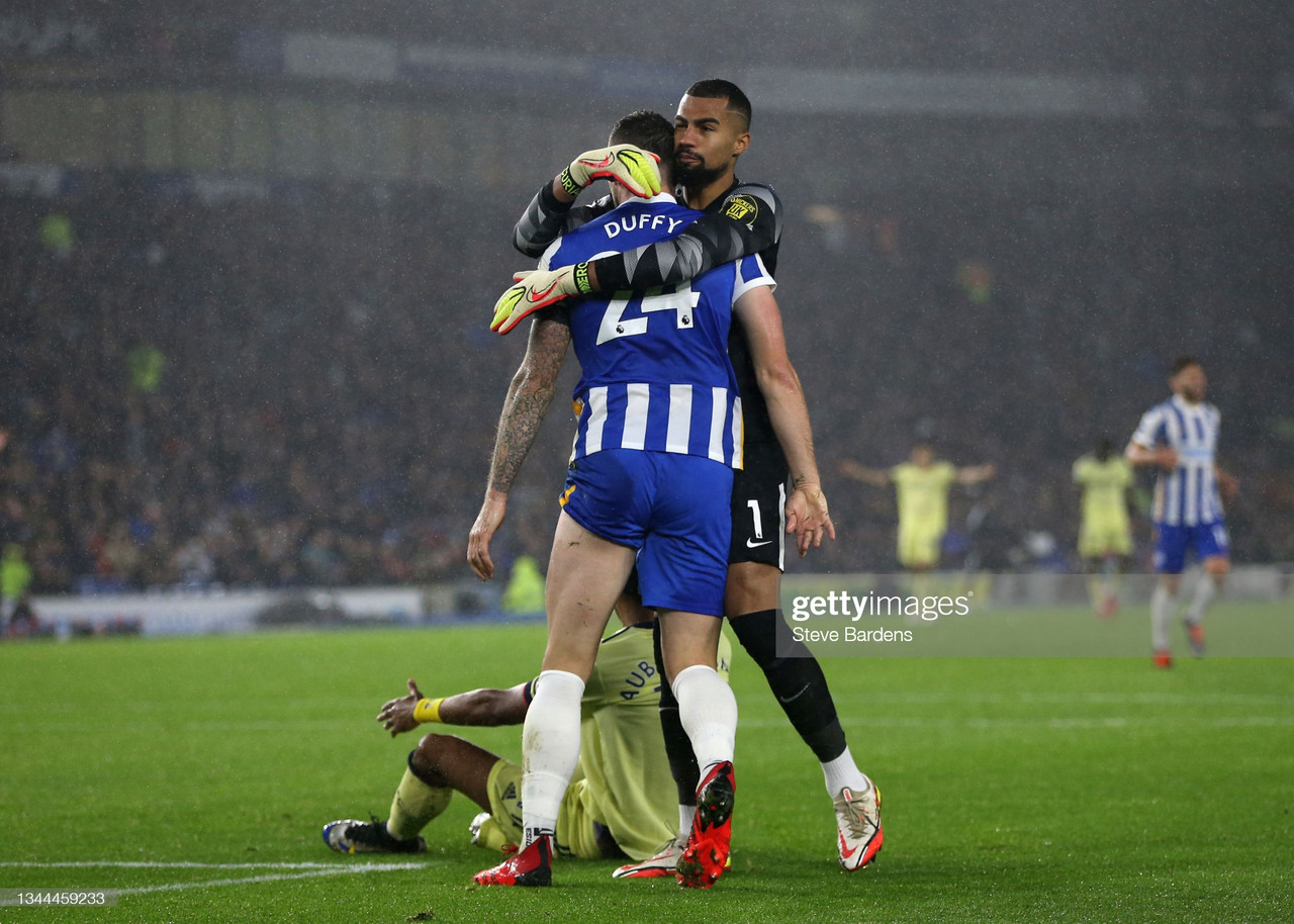 Squandered chances proved costly, but seamless football confirms Brighton's present stature amongst England's elite
