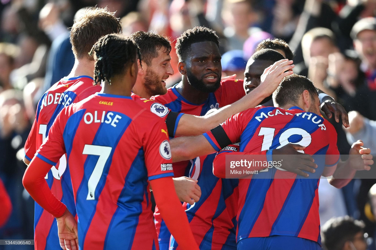 Crystal Palace 2-2 Leicester City: Foxes squander two-goal lead at hands of resilient Eagles