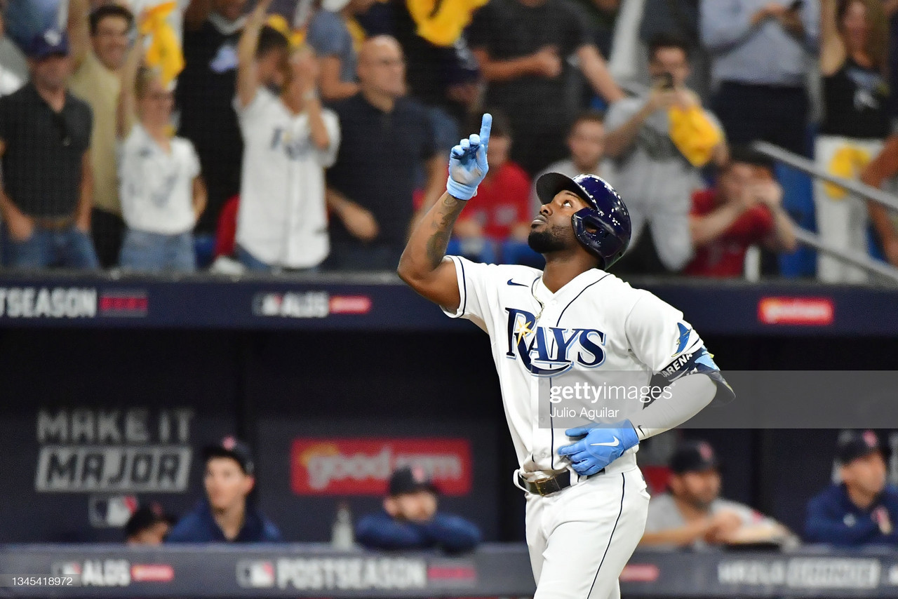 2021 American League Division Series: Arozarena the star as Rays blank Red Sox in Game 1